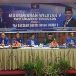 Musyawarah wilayah (Muswil), yang diselenggarakan Partai Amanat Nasional (PAN) Sultra