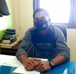 Kasat Reskrim Polres Wakatobi, Iptu Juliman. Foto Anto